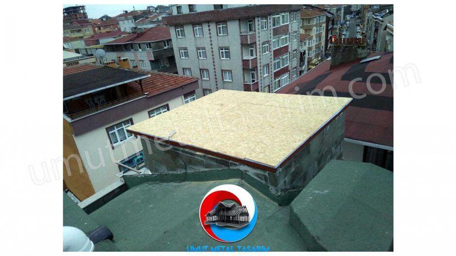 çelik-çatı