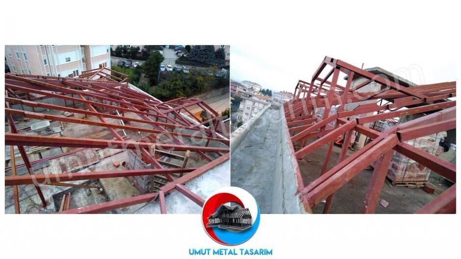 çelik-çatı-modelleri