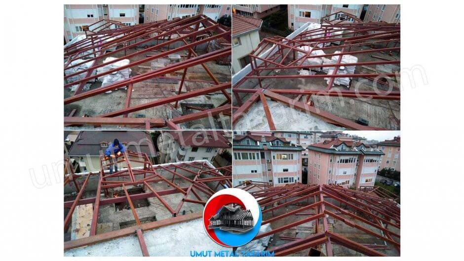 çelik-çatı-yapımı