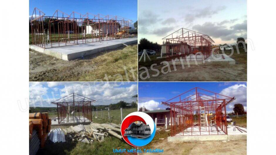 çelik-inşaat